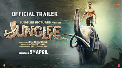 'Junglee': The Vidyut Jammwal starrer to hit the theatres on this day