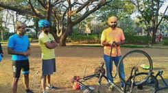 Mumbaikars learn the basics of cycle maintenance