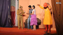 This Marathi play evoked loud applause