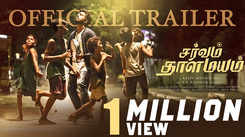 Sarvam Thaalamayam - Official Telugu Trailer
