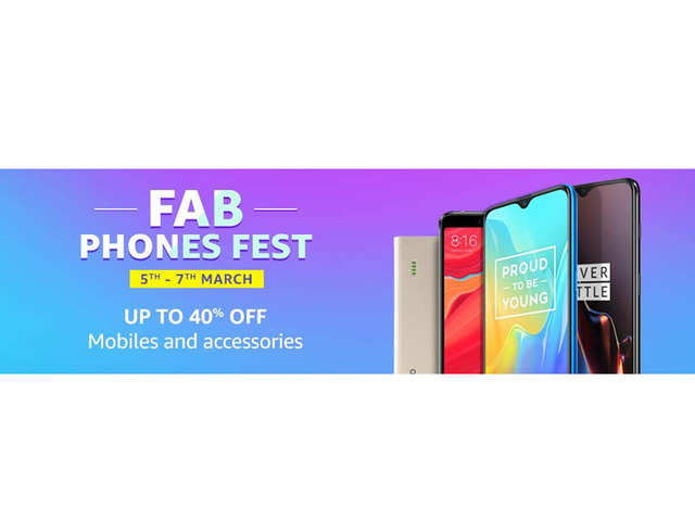 Amazon Fab Phones Fest: Get discounts of up to Rs 16,901 on smartphones from Samsung, Xiaomi, Apple and Honor