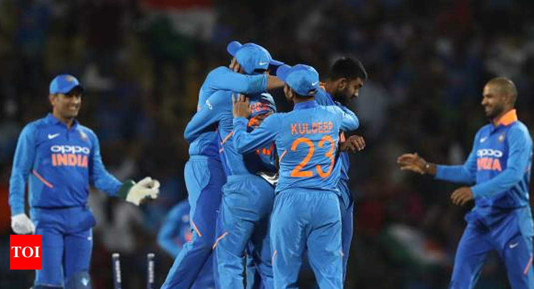 d8924e4d254 India vs Australia 2nd ODI Highlights  India clinch 8-run win in a thriller  at Nagpur
