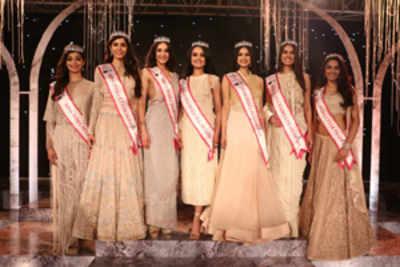 fbb Colors Femina Miss India 2019 North Zone Winners Announced