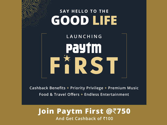 Paytm First: Paytm First launched: What is means for users - Latest