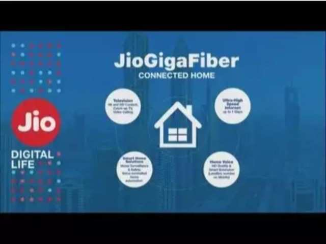 Reliance Jio seeks sectoral sops for fibre deployment