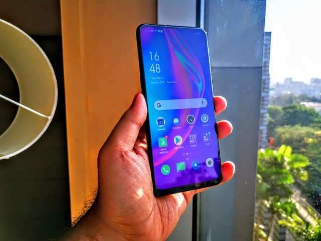 oppo f11 pro first impression: Oppo F11 Pro: First