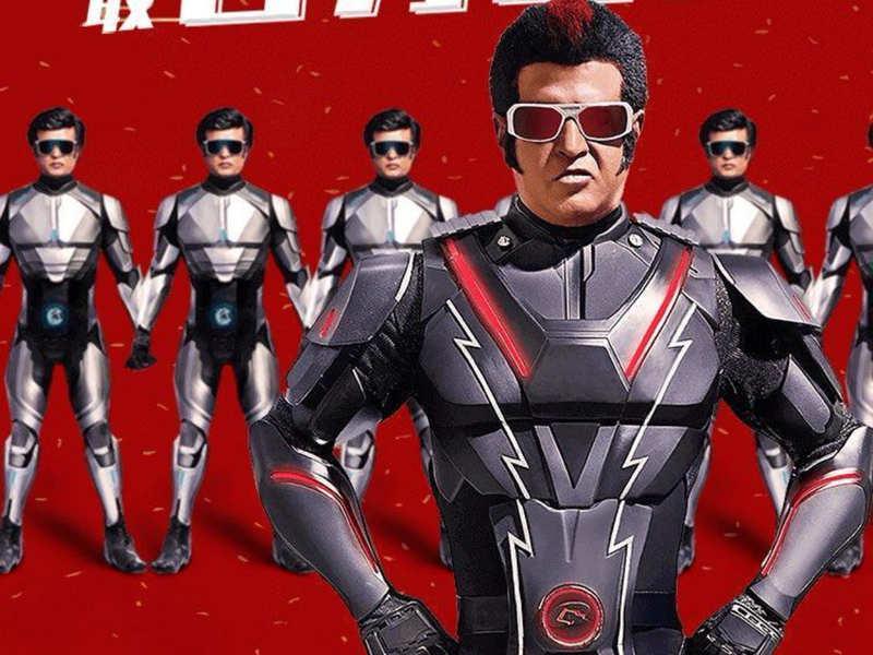 '2.0' becomes 'Bollywood Robot 2.0: Resurgence'