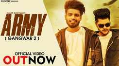 Latest Haraynavi Song Army Sung By Sumit Goswami