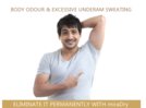 New Technology Can Eliminate Excessive Underarm Sweat & Body Odor Permanently