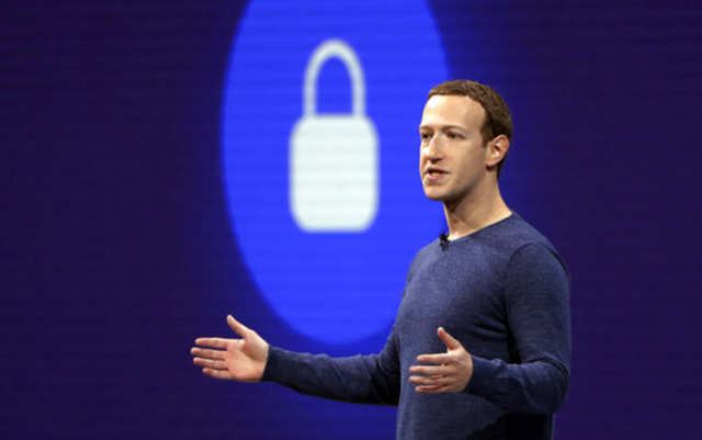Facebook CEO's indirect dig at Apple over importance of keeping users' data secure
