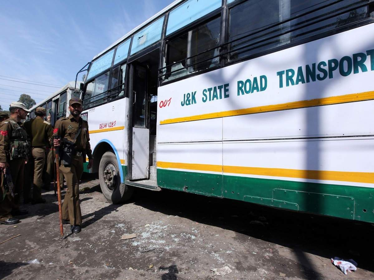 Blast In Jammu Bus Stand Man Injured In Jammu Bus Stand Blast Dies Toll Rises To Two India News Times Of India