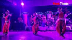 Odissi Dance performace at Osho meditation center
