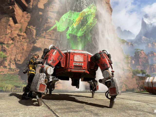 Apex Legends may launch on Android and iOS this year