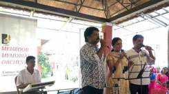 Kochi artistes perform at 'Arts and Medicine'