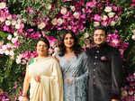 Akash Ambani and Shloka Mehta's wedding pictures