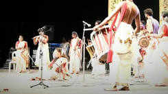 A fiesta of music and dance in capital city