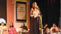 Women poets' mushaira organised on Women's Day in Jaipur