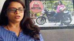Homemaker and biker Jinal Shah talks about importance of multi-tasking as woman