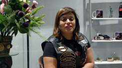 Biker Dr Sheetal Shah talks about stepping out of one's comfort zone as a woman