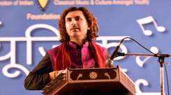 Pandit Rahul Sharma charms Jaipur with his santoor recital