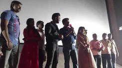 Director Magizh Thirumeni meets audiences in Coimbatore