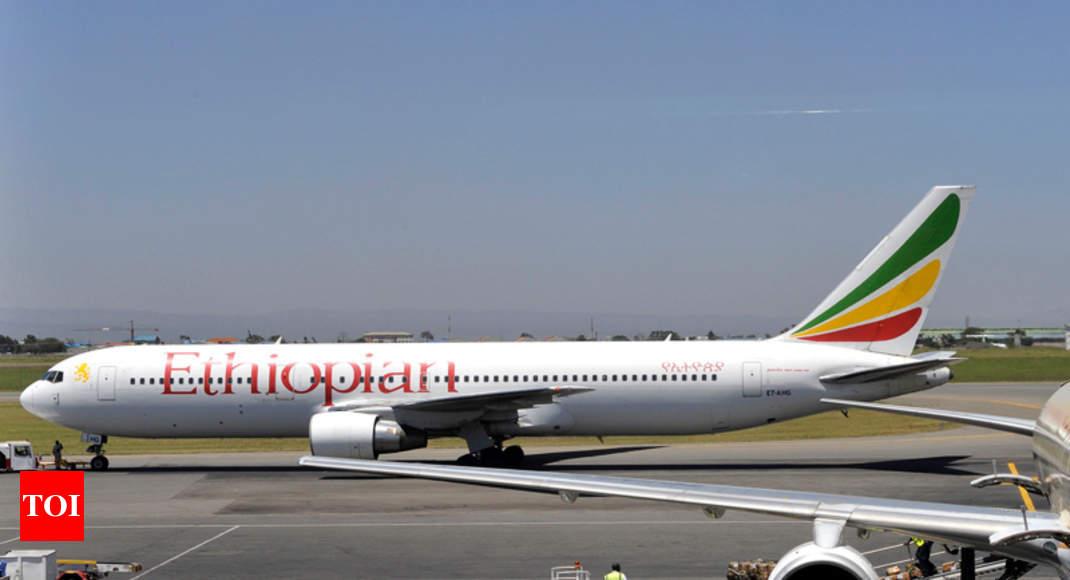 Ethiopian Airlines grounds Boeing 737 MAX-8 fleet