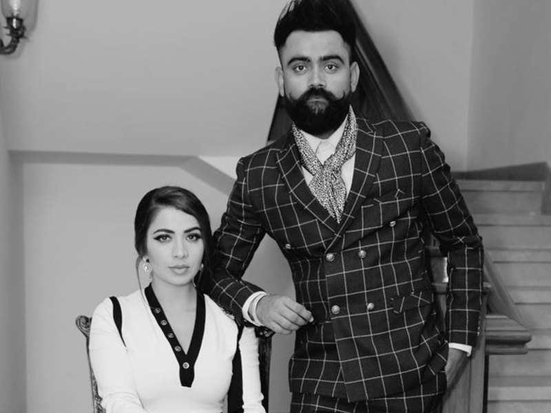 Mithi Mithi Amrit Maan And Jasmine Sandlas Collaborate Again For A Musical Treat Punjabi Movie News Times Of India