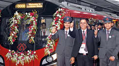 Lucknow Metro's North-South corridor a hit with Lucknowites