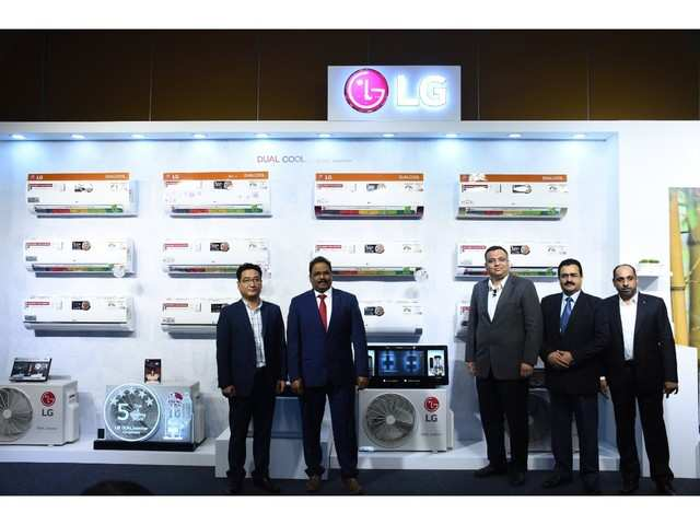 LG unveils new Dual Cool air conditioners, price starts Rs 31,990