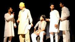 Play Gagan Damama Bajyo makes Kanpurites emotional