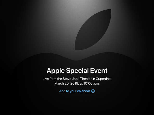 Apple 'Special Event' announced: TV streaming service, new iPod, iPad and more expected