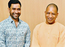 Nirahua shares a picture with UP Chief Minister Yogi Adityanath