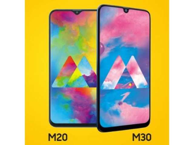 Samsung Galaxy M30 and Galaxy M20 to go on sale via Amazon at 12pm today