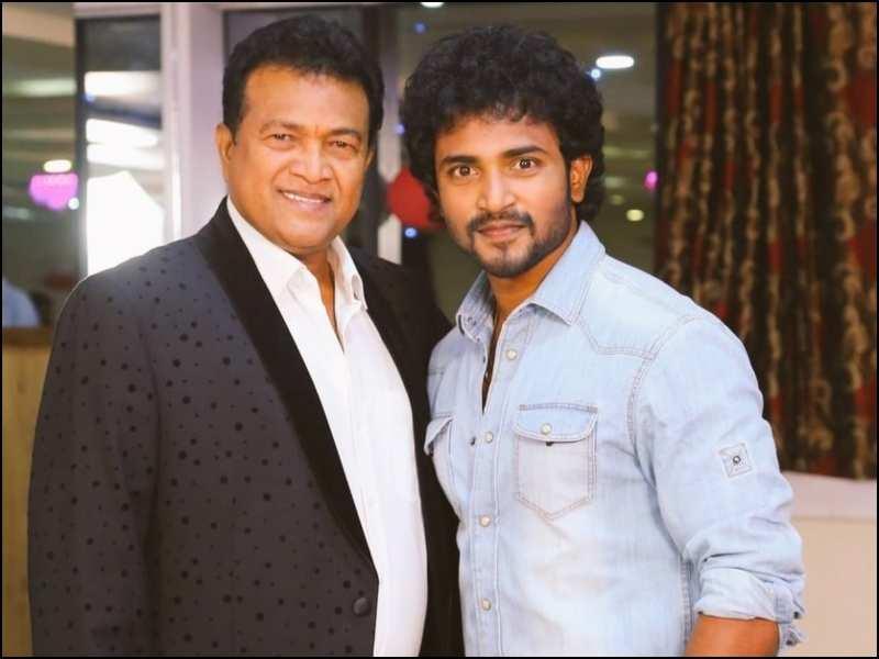 Comedian Gautham Raju S Son Coming As A Hero With Krishna Rao Supermarket Telugu Movie News Times Of India