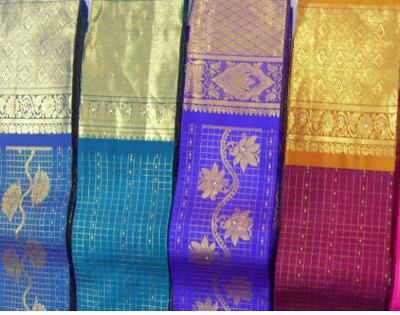 thirubuvanam silk sari: Tamil Nadu's Thirubuvanam silk sari