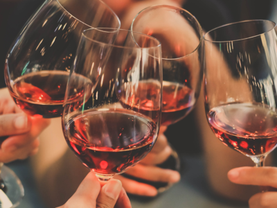 Did you know wine is gluten-free?