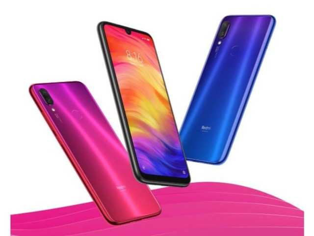 Xiaomi Redmi Note 7 Pro Xiaomi Redmi Note 7 Pro To Go On First Sale