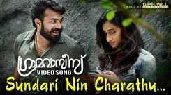 Gramavasees | Song - Sundhari Nin Chaarathu