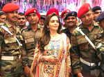 Akash Ambani and Shloka Mehta's wedding party pictures
