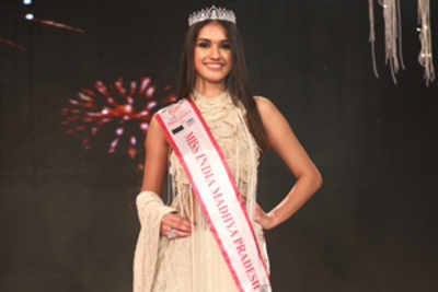 """""""I always wanted to win the Miss India title"""""""