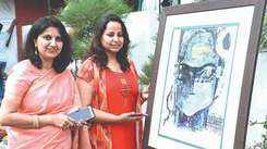 A painting exhibition with a noble cause in Lucknow
