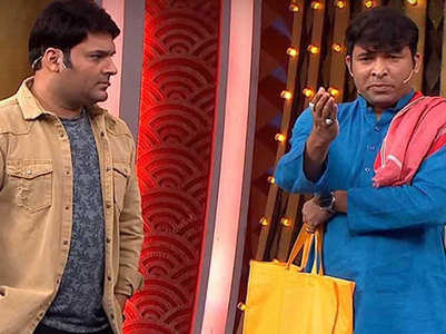 Kapil: Chandan is still working with us