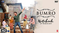 Notebook | Song - Bumro