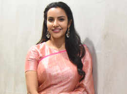 Priya Anand was the chief guest at Dindigul Thalappakatti's Superwoman, an annual event to felicitate women