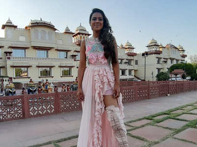 Nia's short and sweet trip to Jaipur