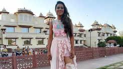 Nia Sharma's short and sweet trip to Jaipur