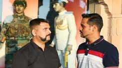 Now trending in Jaipur: Abhinandan's gunslinger moustache