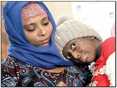Wafah Bholah: Mauritius girl gets treated for rare autoimmune