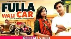 Latest Haryanvi Song Fulla Aali Car Sung By Jyoti Jiya