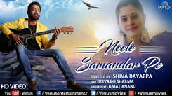 Latest Hindi Song Neele Samandar Pe Sung By Rajat Anand Featuring Urvashi Sharma